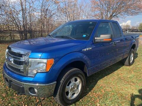 2013 Ford F-150 for sale at CItywide Auto Credit in Oregon OH