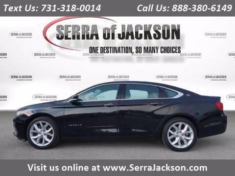 2016 Chevrolet Impala for sale at Serra Of Jackson in Jackson TN