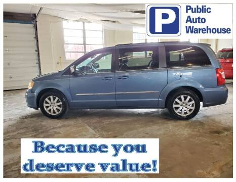 2011 Chrysler Town and Country for sale at Public Auto Warehouse in Pekin IL