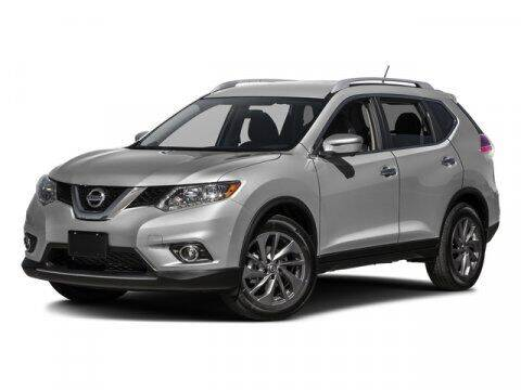 2016 Nissan Rogue for sale at Scott Evans Nissan in Carrollton GA