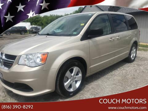 2013 Dodge Grand Caravan for sale at Couch Motors in Saint Joseph MO