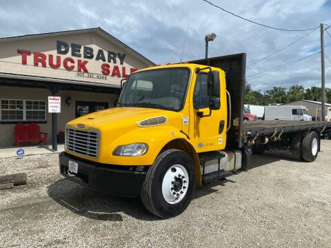 2014 Freightliner M2 106V for sale at DEBARY TRUCK SALES in Sanford FL