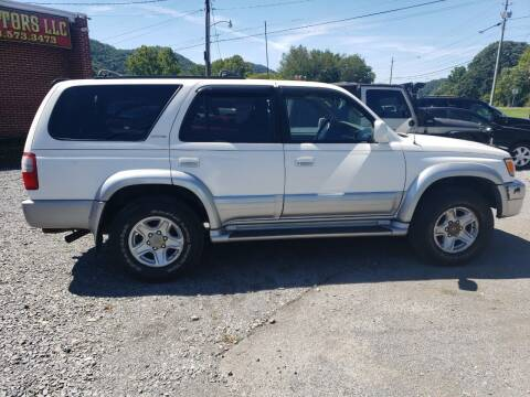2000 Toyota 4Runner for sale at Firehouse Motors LLC in Bristol TN