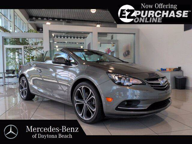 2017 Buick Cascada for sale at Mercedes-Benz of Daytona Beach in Daytona Beach FL