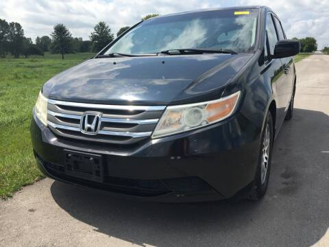 2011 Honda Odyssey for sale at Nice Cars in Pleasant Hill MO