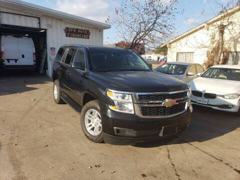 2019 Chevrolet Tahoe for sale at Bad Credit Call Fadi in Dallas TX
