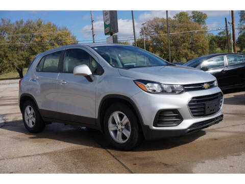 2019 Chevrolet Trax for sale at Sand Springs Auto Source in Sand Springs OK