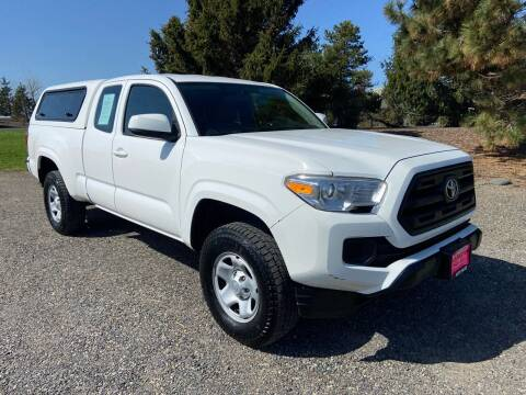 2017 Toyota Tacoma for sale at Clarkston Auto Sales in Clarkston WA