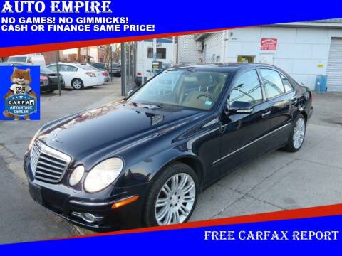 2008 Mercedes-Benz E-Class for sale at Auto Empire in Brooklyn NY