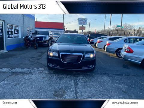 2013 Chrysler 300 for sale at Global Motors 313 in Detroit MI