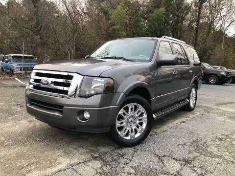 2011 Ford Expedition for sale at Atlas Auto Sales in Smyrna GA