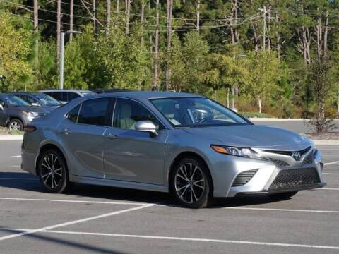 2019 Toyota Camry for sale at PHIL SMITH AUTOMOTIVE GROUP - SOUTHERN PINES GM in Southern Pines NC
