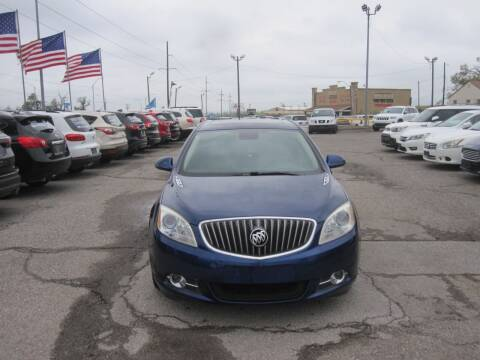 2013 Buick Verano for sale at T & D Motor Company in Bethany OK