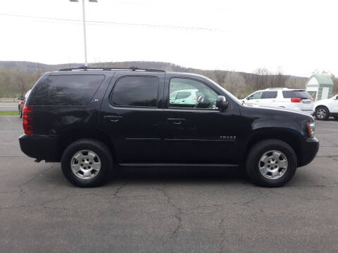 2013 Chevrolet Tahoe for sale at Feduke Auto Outlet in Vestal NY