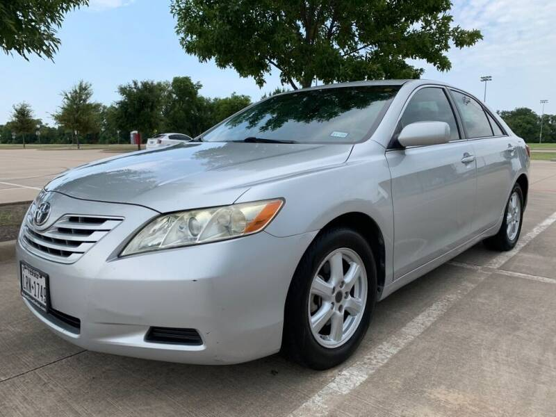 2007 Toyota Camry for sale at Driveline Auto Solution, LLC in Wylie TX
