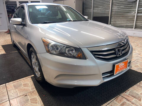 2011 Honda Accord for sale at TOP SHELF AUTOMOTIVE in Newark NJ