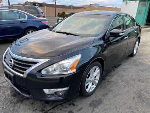 2013 Nissan Altima for sale at MFT Auction in Lodi NJ