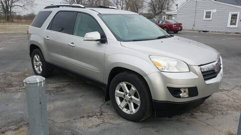 2008 Saturn Outlook for sale at HEDGES USED CARS in Carleton MI