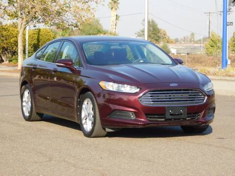 2013 Ford Fusion for sale at General Auto Sales Corp in Sacramento CA