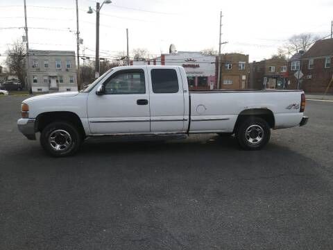 2002 GMC Sierra 1500 for sale at Nerger's Auto Express in Bound Brook NJ