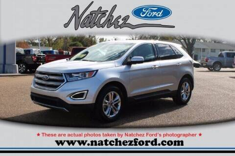2015 Ford Edge for sale at Auto Group South - Natchez Ford Lincoln in Natchez MS