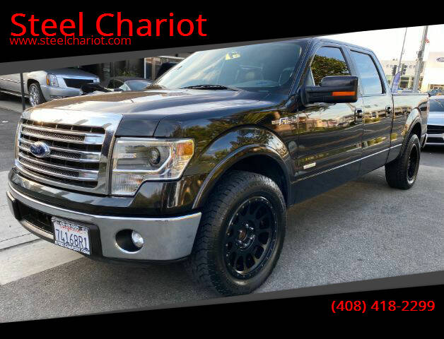 2014 Ford F-150 for sale at Steel Chariot in San Jose CA