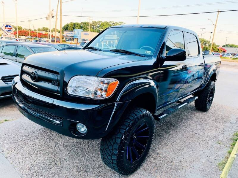 2005 Toyota Tundra for sale at Auto Space LLC in Norfolk VA