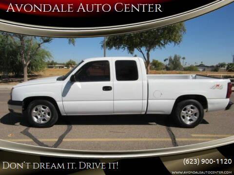 2004 Chevrolet Silverado 1500 for sale at Avondale Auto Center in Avondale AZ