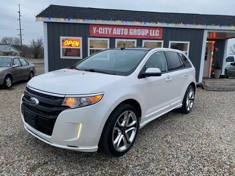 2012 Ford Edge for sale at Y City Auto Group in Zanesville OH
