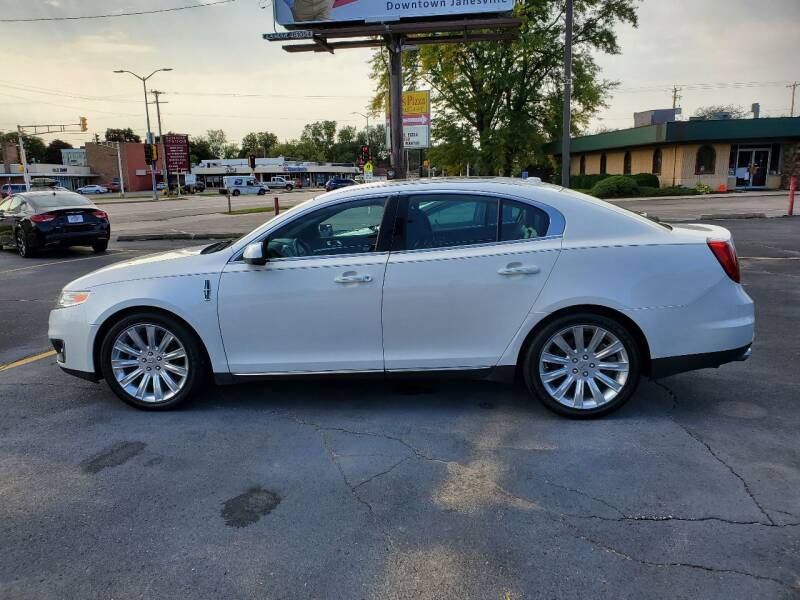 2012 Lincoln MKS for sale at Stach Auto in Edgerton WI