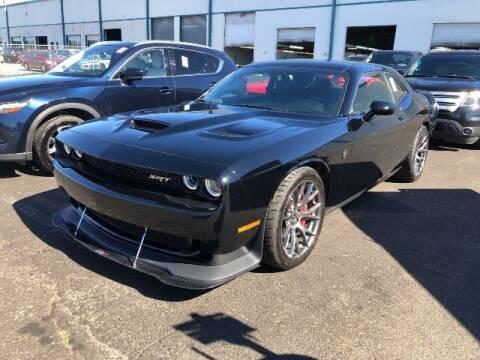 2015 Dodge Challenger for sale at Godspeed Motors in Charlotte NC