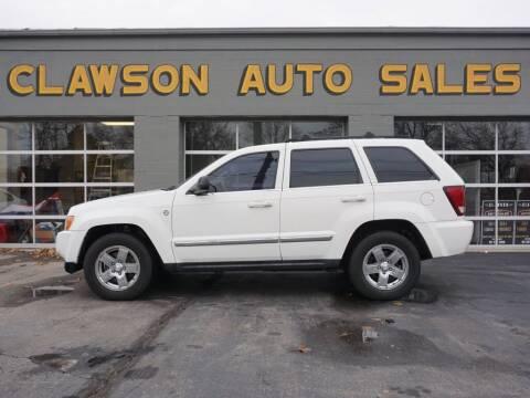 2007 Jeep Grand Cherokee for sale at Clawson Auto Sales in Clawson MI
