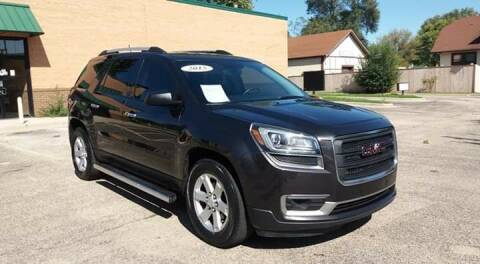 2015 GMC Acadia for sale at Magana Auto Sales Inc in Aurora IL