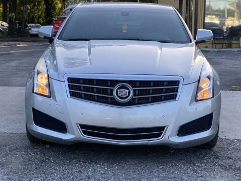 2013 Cadillac ATS for sale at Pioneers Auto Broker in Tampa FL