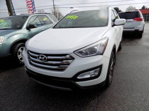 2013 Hyundai Santa Fe Sport for sale at Pro-Motion Motor Co in Lincolnton NC
