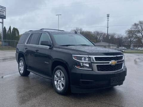 2016 Chevrolet Tahoe for sale at Betten Baker Preowned Center in Twin Lake MI