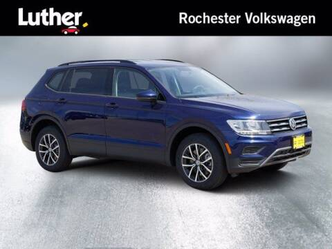 2021 Volkswagen Tiguan for sale at Park Place Motor Cars in Rochester MN