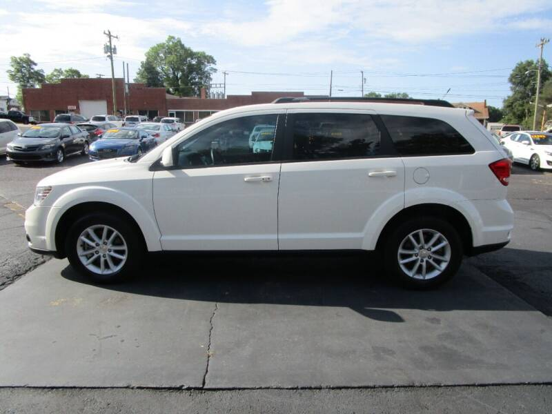 2014 Dodge Journey for sale at Taylorsville Auto Mart in Taylorsville NC