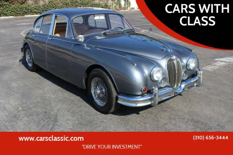 1962 Jaguar Mark 2 for sale at CARS WITH CLASS in Santa Monica CA