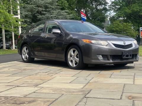 2009 Acura TSX for sale at Glacier Auto Sales in Wilmington DE