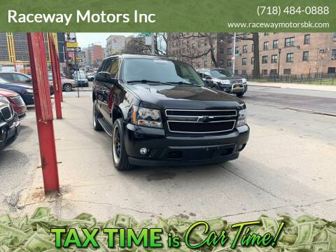 2011 Chevrolet Tahoe for sale at Raceway Motors Inc in Brooklyn NY