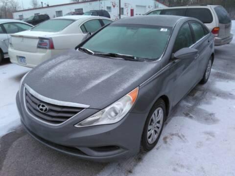 2011 Hyundai Sonata for sale at ALVAREZ AUTO SALES in Des Moines IA