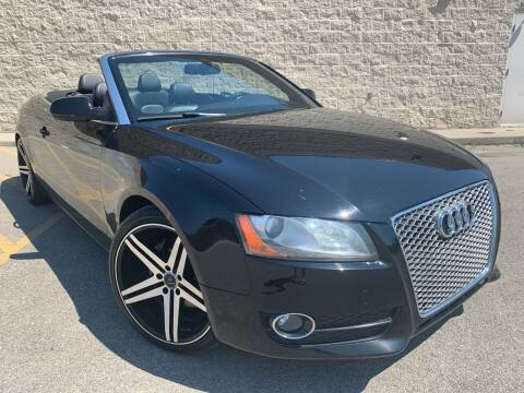 2012 Audi A5 for sale at Trocci's Auto Sales in West Pittsburg PA