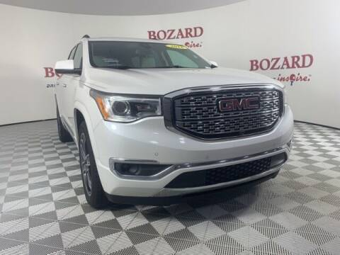 2018 GMC Acadia for sale at BOZARD FORD in Saint Augustine FL