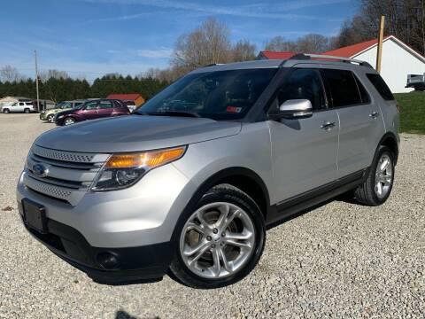 2013 Ford Explorer for sale at Rt 33 Motors LLC in Rockbridge OH