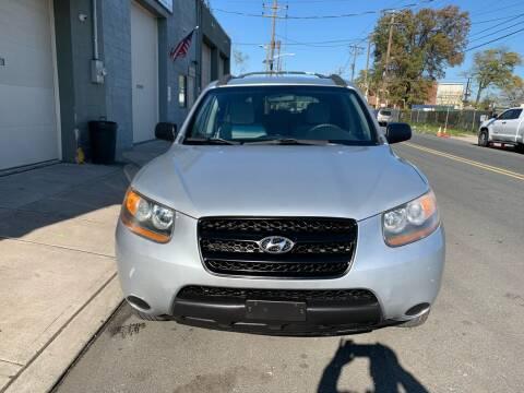 2009 Hyundai Santa Fe for sale at SUNSHINE AUTO SALES LLC in Paterson NJ