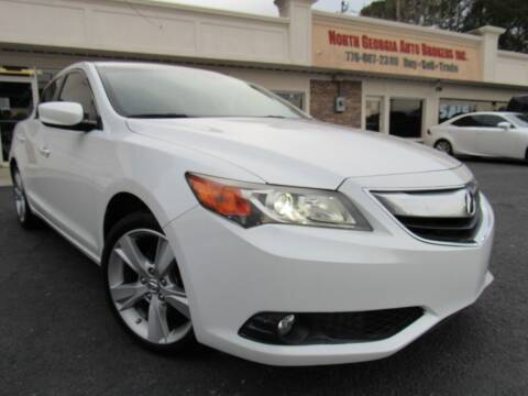 2015 Acura ILX for sale at North Georgia Auto Brokers in Snellville GA