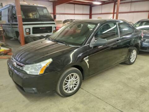 2008 Ford Focus for sale at Pelham Auto Group in Pelham NH