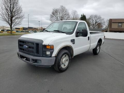 2008 Ford F-250 Super Duty for sale at Boardman Auto Exchange in Youngstown OH