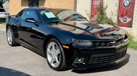 2014 Chevrolet Camaro for sale at Auto Imports in Houston TX